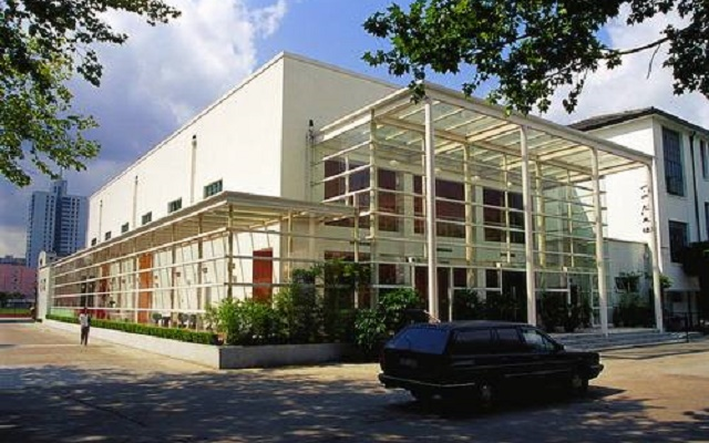 同济大学129礼堂