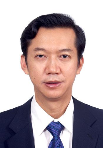 中国银行业协会     副秘书长周永发 照片