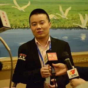 德隆校长私人董事会创始人刘永刚照片