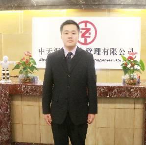 中天汇富董事合伙人黄罡照片
