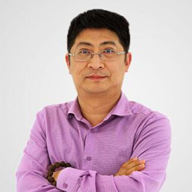 欧电云 创始人兼CEO韩军照片