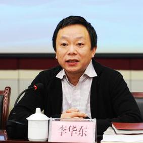 北京工业大学副教授李华东照片