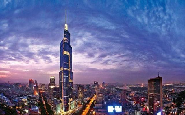 南京绿地洲际大酒店