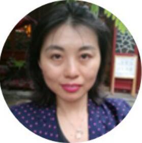 中国社区发展协会儿童友好社区工作委员会成员王玲玲照片