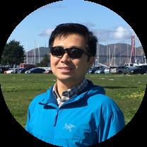 Google高级软件工程师刘靖照片