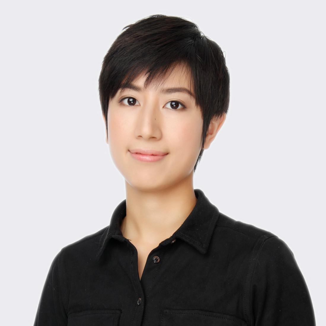 GrowingIO商务数据分析师陈梦云照片