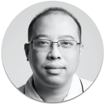 深圳市融讯科技有限公司COO钱峥照片