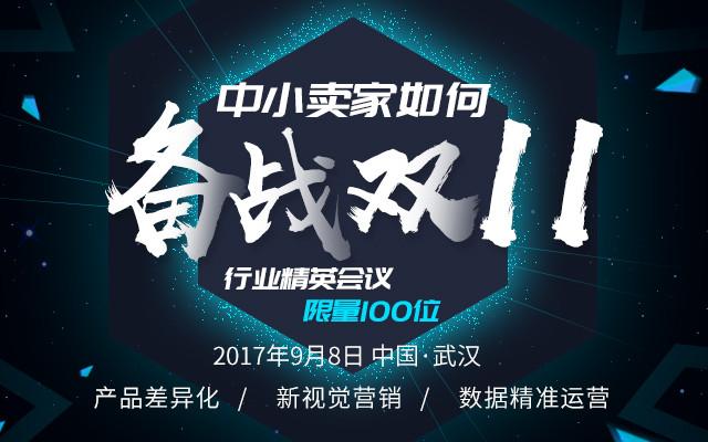 2017电子商务峰会-中小卖家应如何备战双11