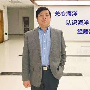 中国海洋大学计算机系教授、博士生导师魏志强照片