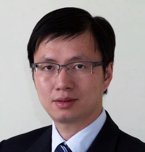 英特尔医疗与生命科学集团首席架构师丁华照片