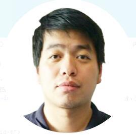 上海利莫網絡科技有限公司聯合創始人楊壽康照片