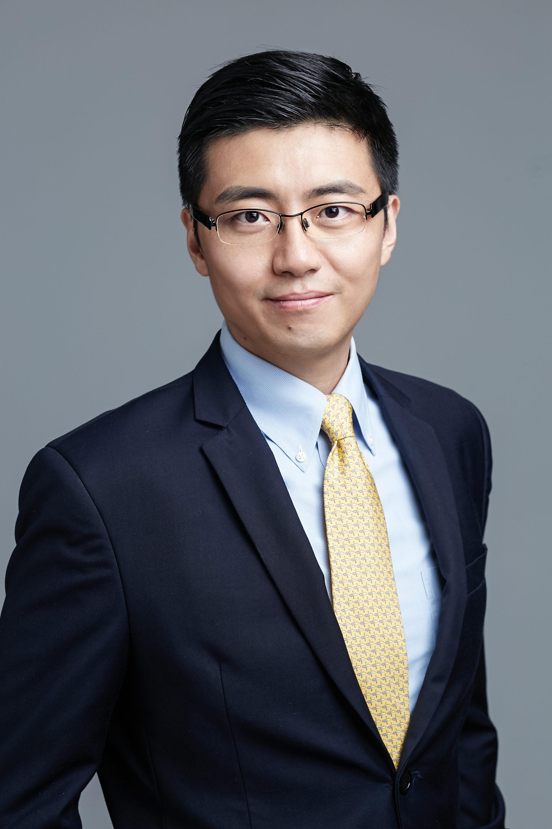 宜人贷副总裁姚远照片