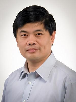 金沙江创投董事总经理丁健 照片