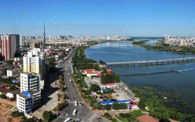 河南省南阳市中心城区