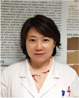 中国医学科学院肿瘤医院研究员马洁