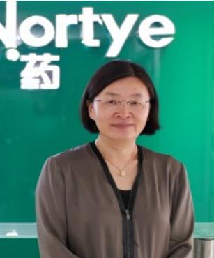 杭州阿诺生物医药科技股份有限公司董事袁瑞荣照片
