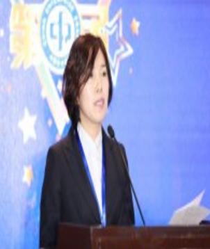 黑龙江珍宝岛药业股份有限公司副总裁许照芹照片