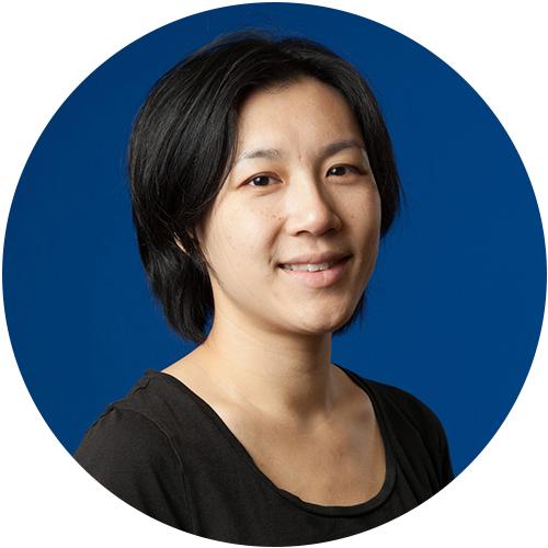 谷歌科學家Lily PENG照片