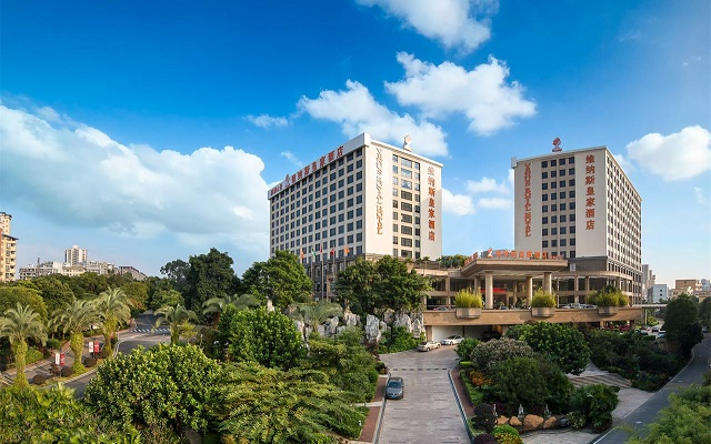 深圳维纳斯皇家酒店