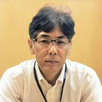 日立集團信息學院高級經理Makoto Nagata照片