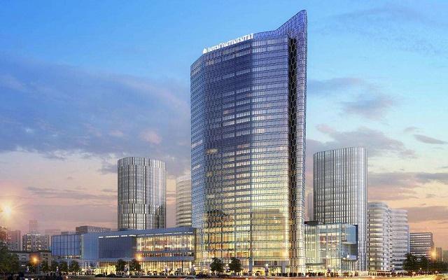 北京三里屯洲际酒店