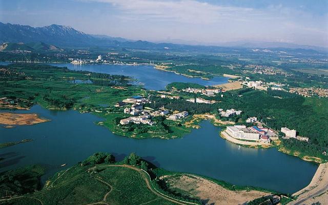 北京市怀柔区雁栖湖