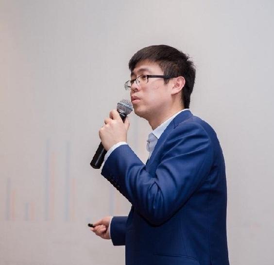 瀚高软件数据库内核技术架构师王硕照片