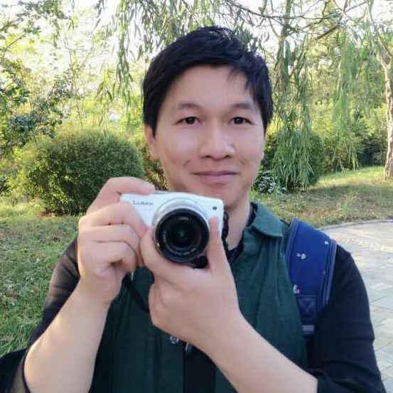 语智云帆、商鹊网创始人兼CTO魏勇鹏照片