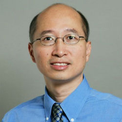 Microsoft ResearchPrincipal Research ManagerKevin Zeng照片