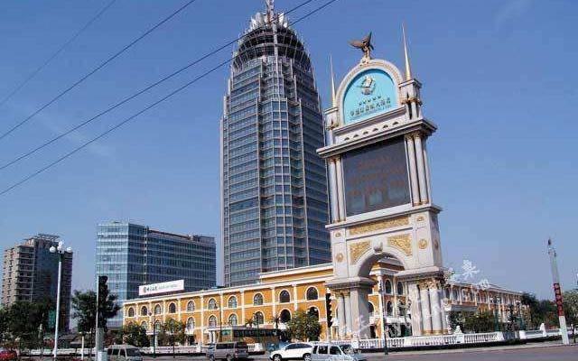 华盛江泉城大酒店