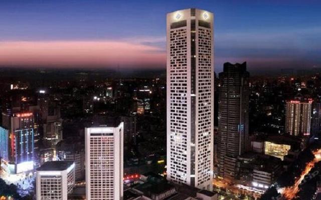 南京金陵酒店