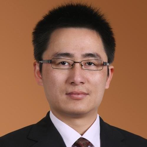 奇弦智能科技公司创始人、CEO陆云波照片
