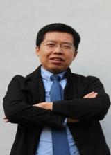 中关村双创服务机器人产业联盟理事长王景阳照片