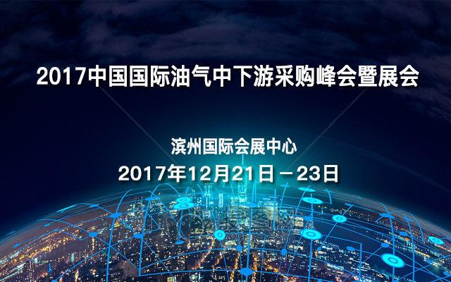 2017中国国际油气中下游采购峰会暨展会