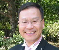 Codeplay 研发副总裁Michael Wong照片