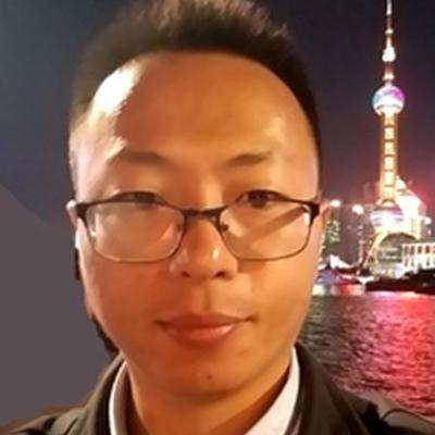 三星电子高级软件工程师肖传国照片