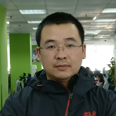沪江教育科技技术专家刘小明照片