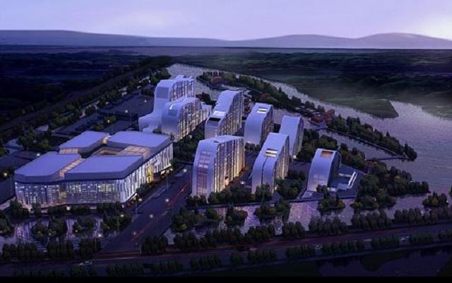 杭州市白马湖国际会展中心