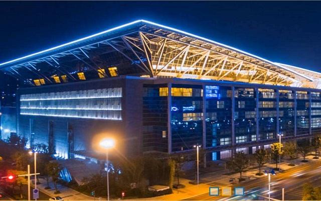 苏州金鸡湖国际会议中心