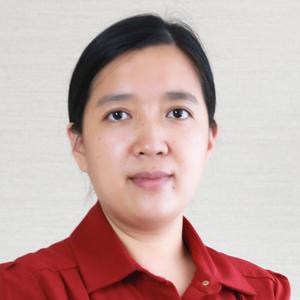 杭州海康机器人技术有限公司售前总监邬盈盈照片