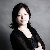 香港华艺设计顾问公司副总建筑师余海燕照片