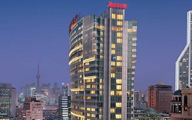 上海雅居乐万豪大酒店