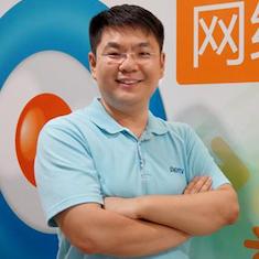 PPTV创始人、AI创业营院长、蓝驰合伙人姚欣照片