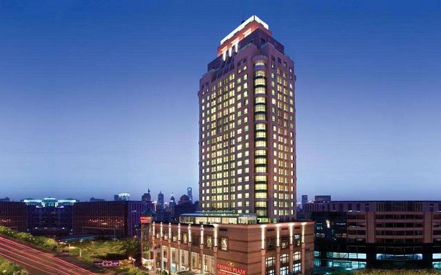 上海浦东新区世纪皇冠假日酒店