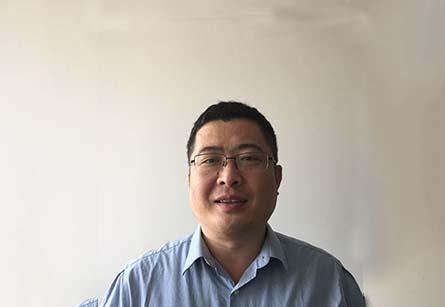 柏科数据技术(深圳)股份有限公司  渠道销售总监刘夏鸣