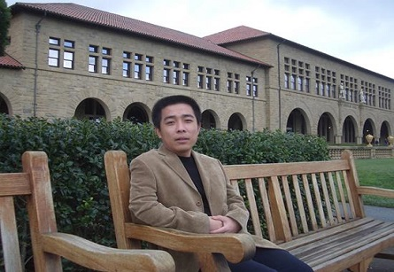 先智数据  中国区总经理董唯元照片
