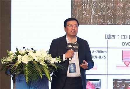 武汉光电实验室  教授谢长生照片