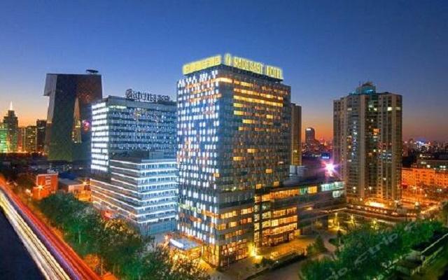 北京伯豪瑞庭酒店