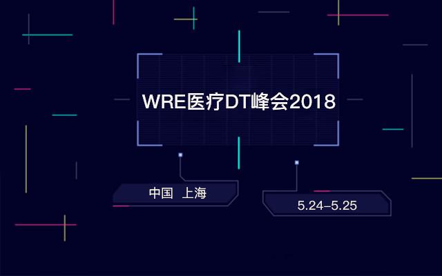 WRE医疗DT峰会2018