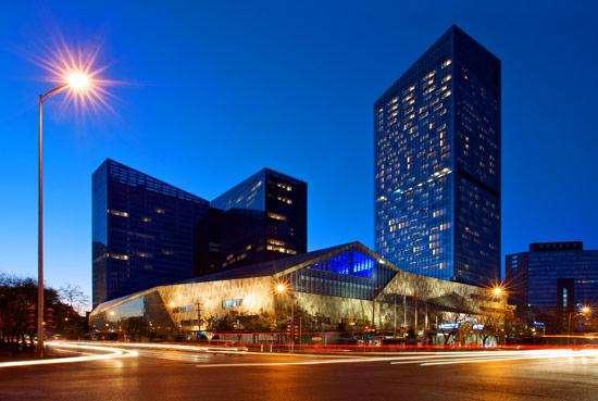 北京金茂威斯汀酒店